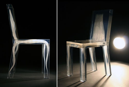 Genial Design Drift Presented Their Ghost Chair Collection During The Milan  Furniture ...