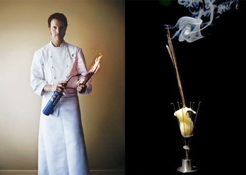 Food: Chef Grant Achatz, of ALINEA | Daily Icon