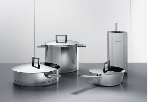gaggenau cookware daily icon. Black Bedroom Furniture Sets. Home Design Ideas