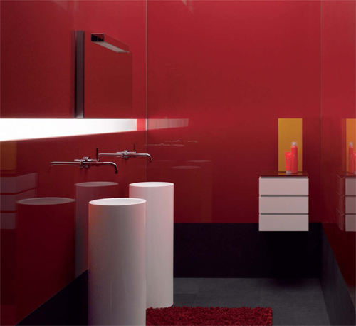 Illusion Of Space Guest Bathrooms By Alape Daily Icon