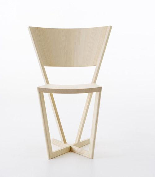 tadao ando furniture. Perfect Tadao Tadao Ando Furniture Bernard Chair By Jonas Lindvall H For Furniture