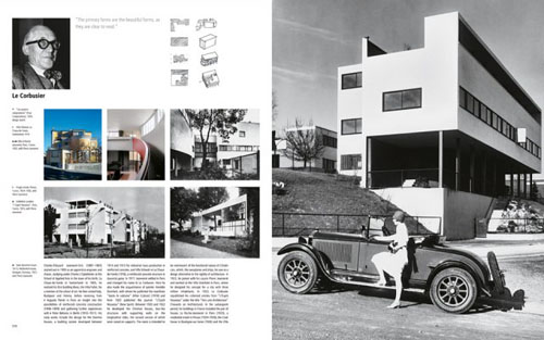 Modern Architecture A Z books: the a-z of modern architecture | daily icon