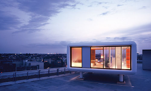 Micro Home Loft Cube Live Anywhere Micro Home Loft Cube Live