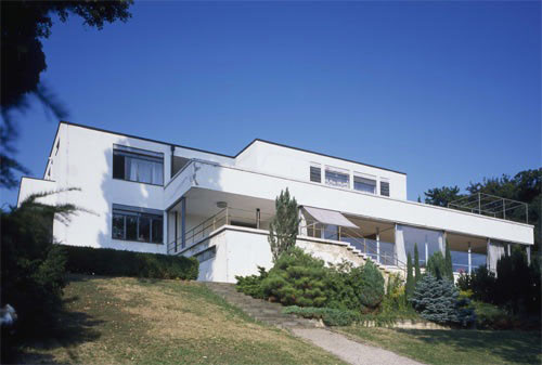 Mies Der Rohe Haus Tugendhat icon mies der rohe s tugendhat house daily icon