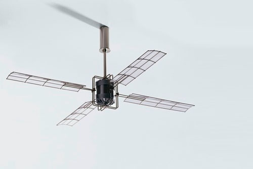 Not Your Usual Ceiling Fan By Serien Lighting Daily Icon