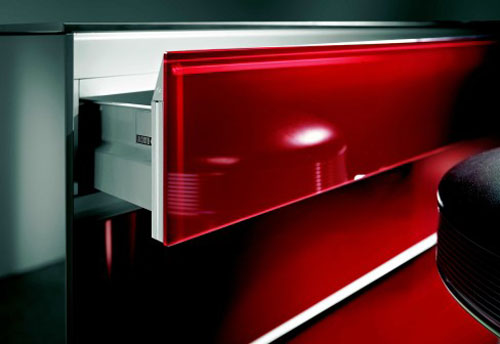Artematica Vitrum Kitchen by Valcucine | Daily Icon