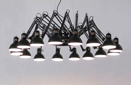 dear ingo chandelier from moooi daily icon. Black Bedroom Furniture Sets. Home Design Ideas