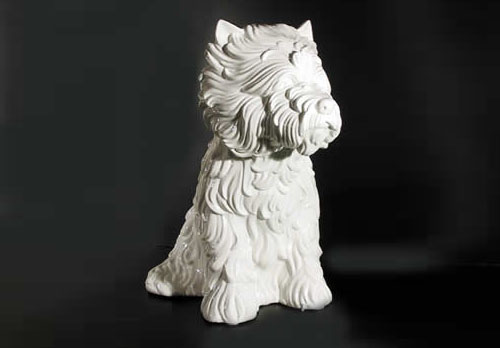 Jeff Koons Puppy Vase Available For 750000 Daily Icon