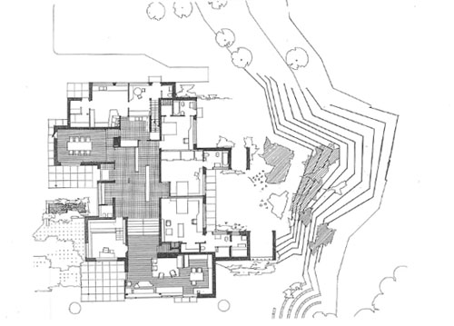 a building - Alvar Aalto House Plans