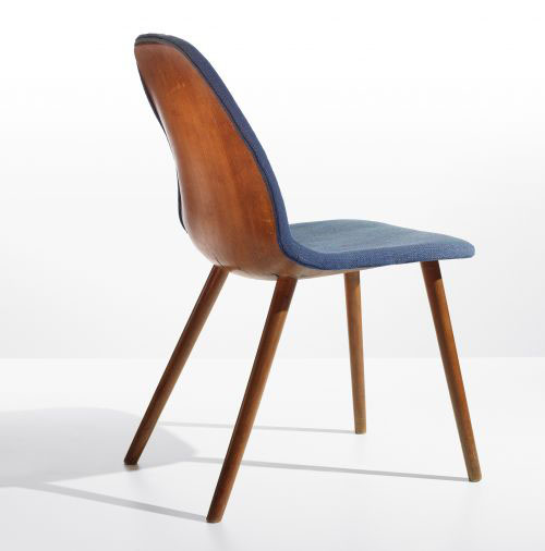 Rare Charles Eames And Eero Saarinen Chair Up For Auction
