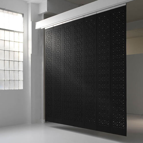 Feel-Thru Room Dividers by ABR | Daily Icon