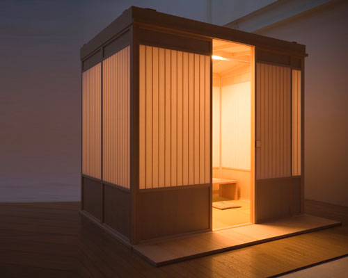 hako ie japanese house in a box wins good design award daily icon. Black Bedroom Furniture Sets. Home Design Ideas