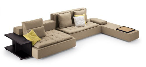 The Domino Monobloc Sofa System ...