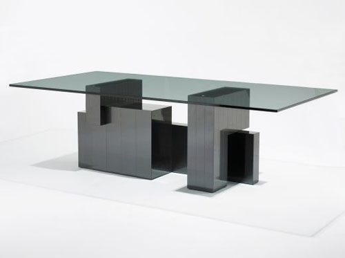 Paul Evans Architectural Dining Table