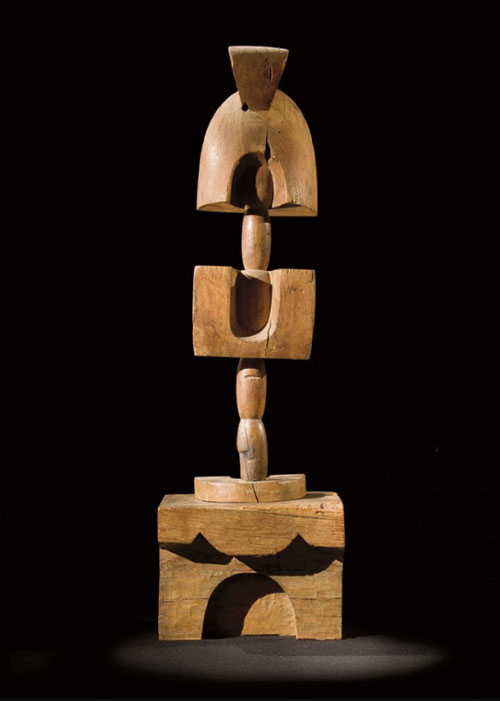 Constantin Brancusi owes its outstanding reputation mainly his sculptures in