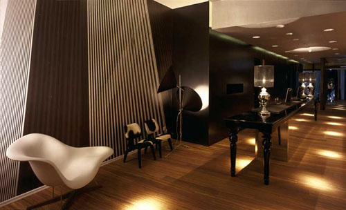 hotel berfluss bremen by concrete daily icon. Black Bedroom Furniture Sets. Home Design Ideas
