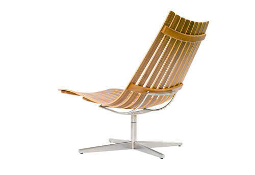 Scandia Series Chair Fjordfiesta