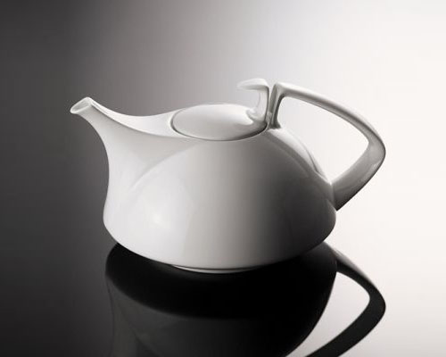icon tac tea pot by walter gropius for rosenthal daily icon. Black Bedroom Furniture Sets. Home Design Ideas