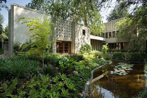 For Sale Frank Lloyd Wright S Millard House In Pasadena