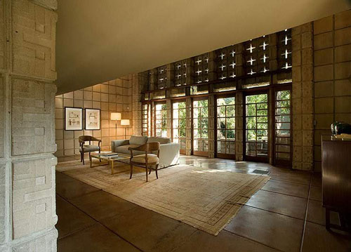 For Sale Frank Lloyd Wright S Millard House In Pasadena