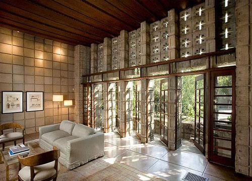 For Sale Frank Lloyd Wrights Millard House In Pasadena