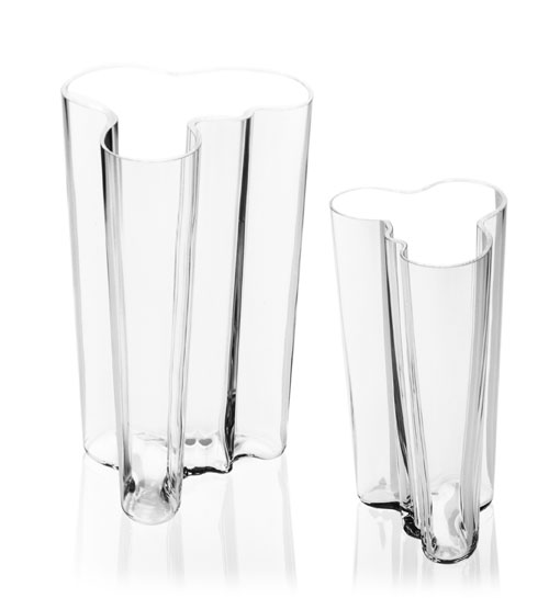 icon savoy aalto vases by alvar aalto for iittala daily. Black Bedroom Furniture Sets. Home Design Ideas