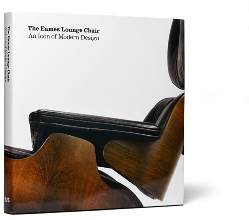 Books The Eames Lounge Chair An Icon of Modern Design Daily Icon