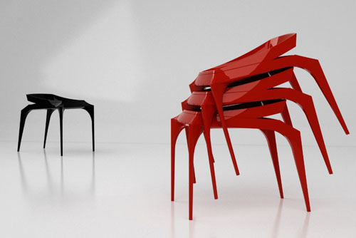 Janus Chair Jang Won Yoon