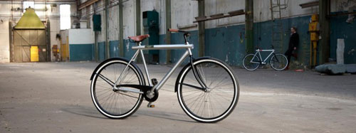VANMOOF Dutch Bicycle Sjoerd Smit
