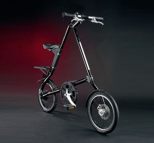 Strida Folding Bike Areaware Mark Sanders