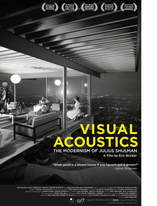 Visual Acoustics: Julius Shulman Documentary