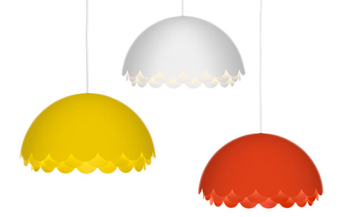 Bloom Pendant Light by Fredrik Mattson for Zero