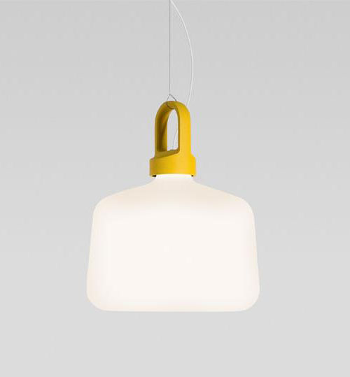 Bottle Pendant, Floor, Table Lamp by Mattias Ståhlbom for Zero