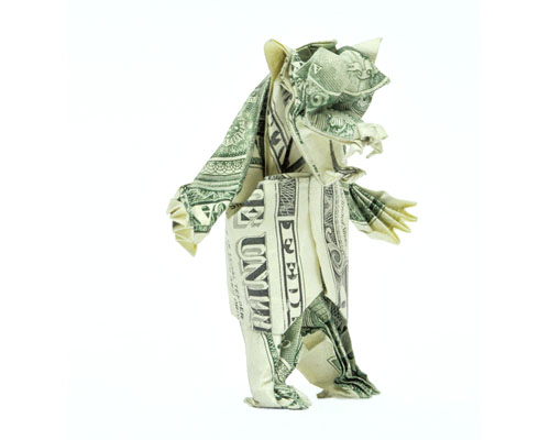 CAMERA Dollar Bill Origami Money gift for Photographers Photo ... | 400x500