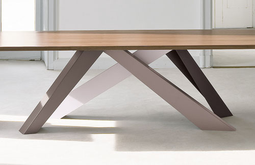 Big Table By Alain Gilles For Bonaldo Daily Icon