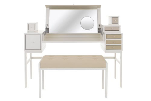 Collect makeup table from sch nbuch daily icon for Beauty table