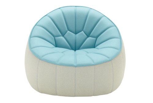 Ottoman by Noé Duchaufour Lawrance for ligne roset | Daily Icon