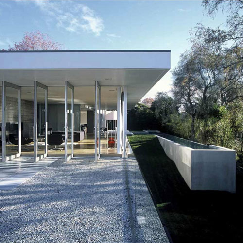 Parnell House by Fearon Hay Architects | Daily Icon