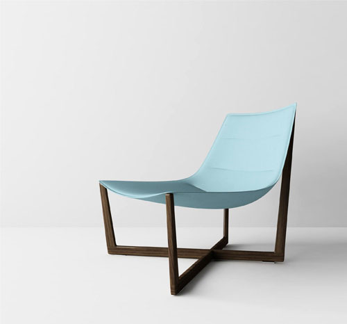 Saint Tropez Lounge Chair by Christophe Pillet Porro