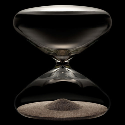 Ikepod Hourglass by Marc Newson