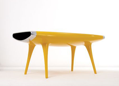 Marc Newson Works At Phillips De Pury Auction Daily Icon