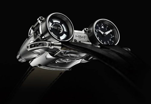 Horological Machine No4 Thunderbolt by MB&F