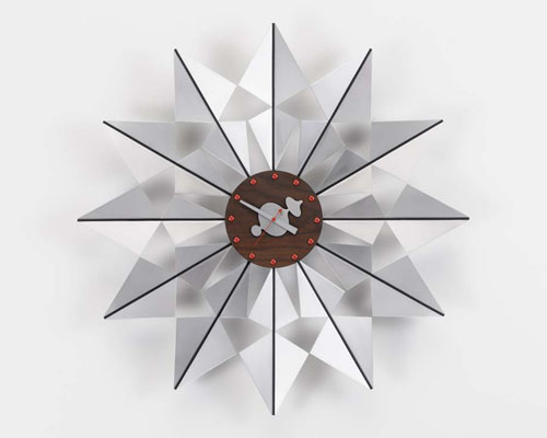 George Nelson Flock of Butterflies Clock Vitra