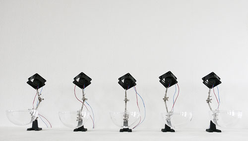 Sound Sculptures And Installations By Zimoun