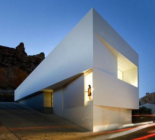 House In Ayora By Fran Silvestre Arquitectos Daily Icon