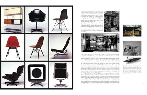 Modern Furniture History modern furniture | daily icon