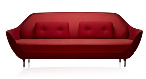 favn sofa by jaime hayon for fritz hansen daily icon. Black Bedroom Furniture Sets. Home Design Ideas