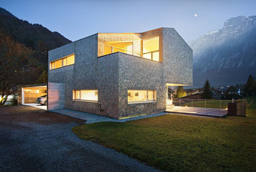 House Haller by Haller Jürgen and Peter Plattner