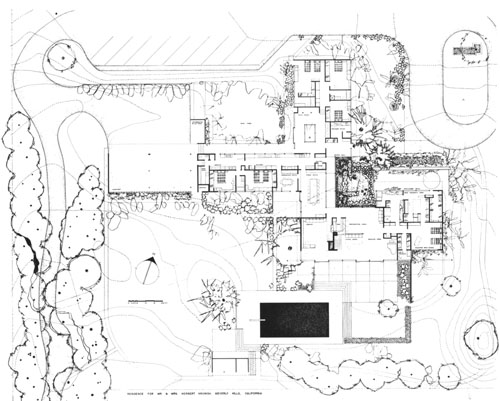 Beverly hills house plans - Home design and style