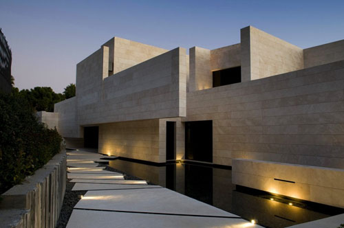 Marbella House By A Cero Daily Icon